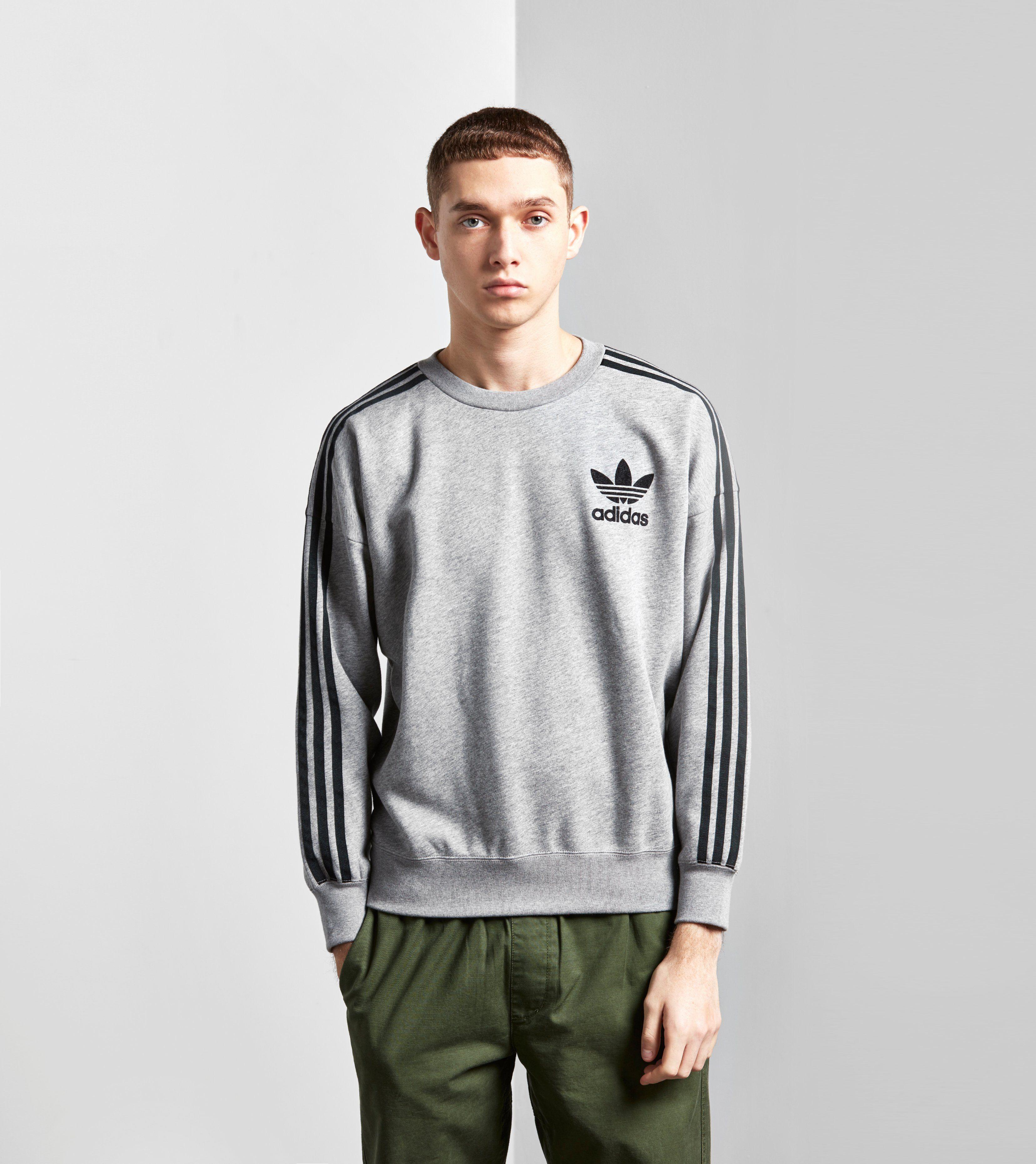 adidas Originals adicolour Crew Sweatshirt  06d37079c467