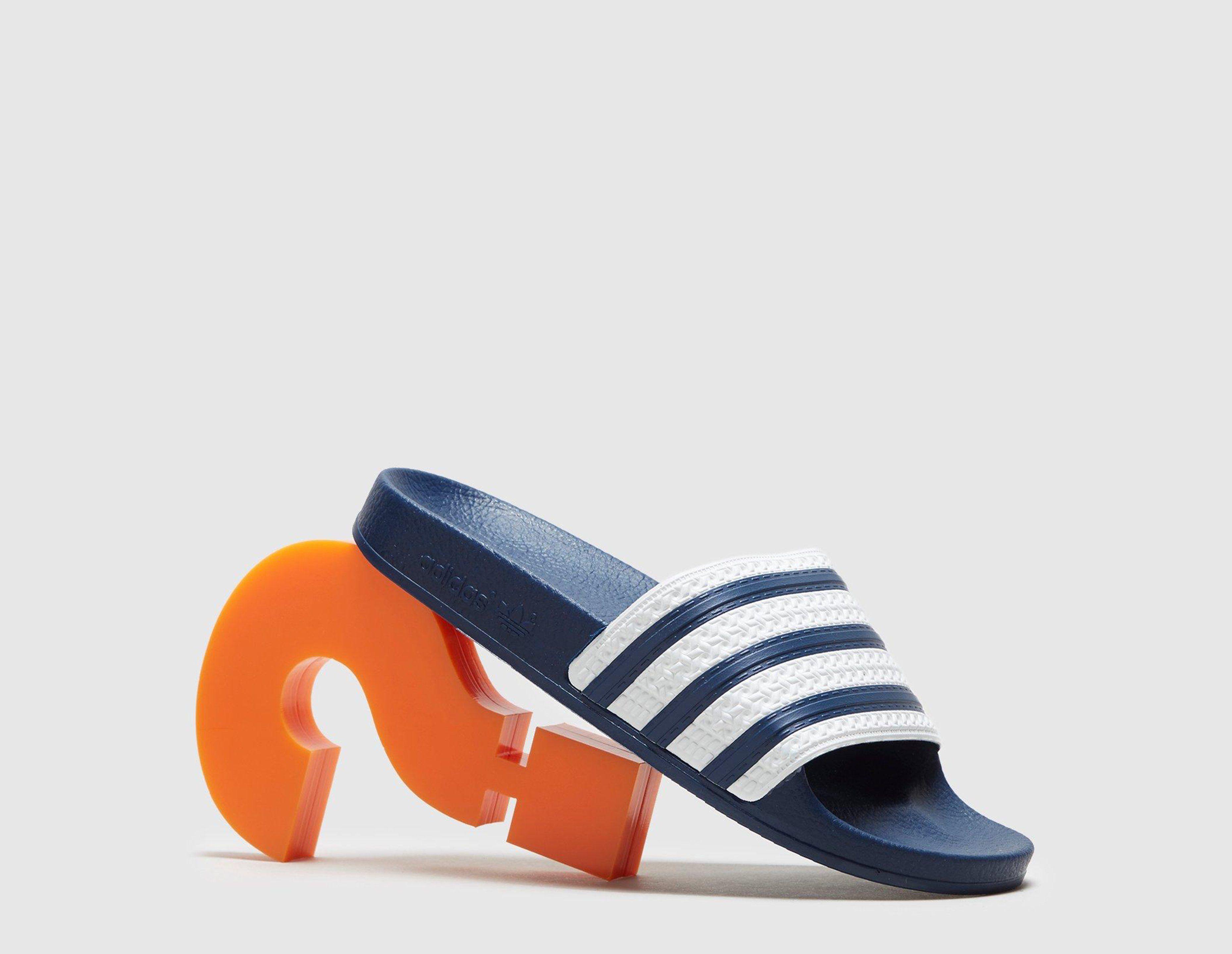 Luxury Women39s Adidas Adilette Cloudfoam Fade Slide Sandals Finish Line