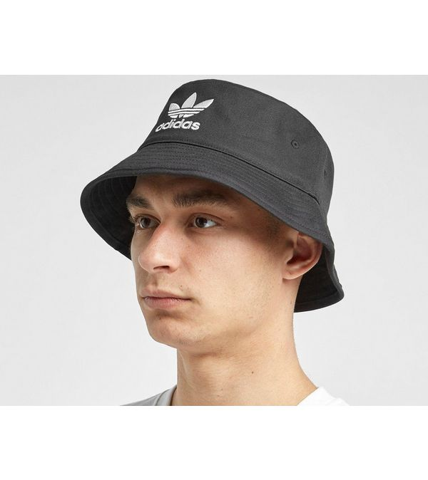 adidas Originals Trefoil Bucket Hat  e25e1e72c40