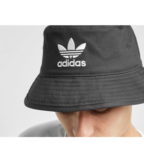 812f77c0ad5 adidas Originals Trefoil Bucket Hat