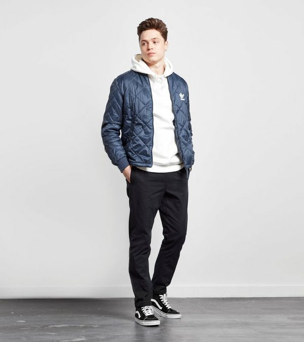 adidas originals quilted superstar jacket