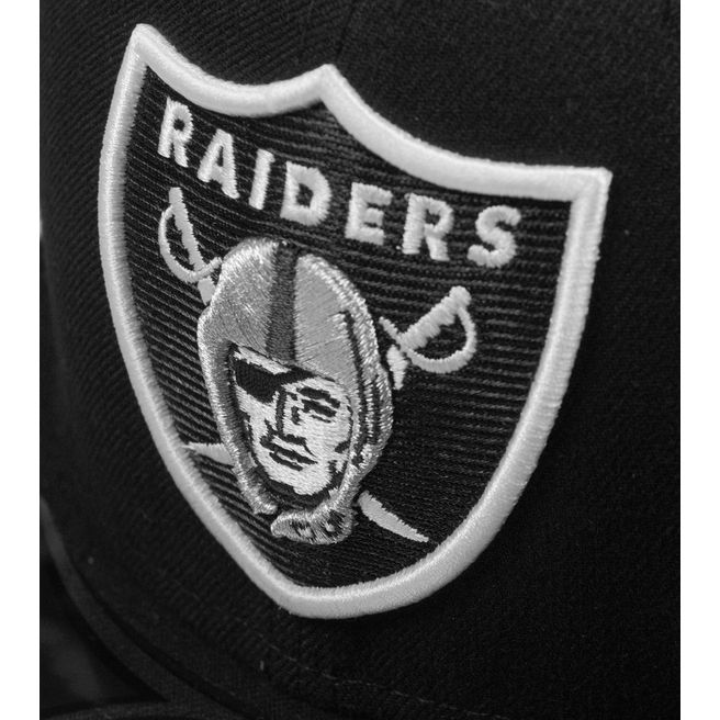 New Era Authentic Oakland Raiders NFL 59Fifty Fitted Cap