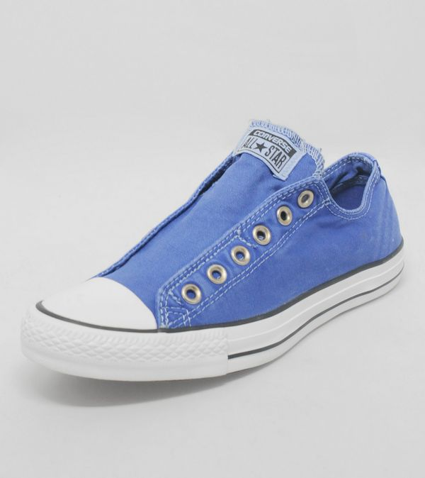 49ce253dadf804 Converse All Star Well Worn Slip On Trainers