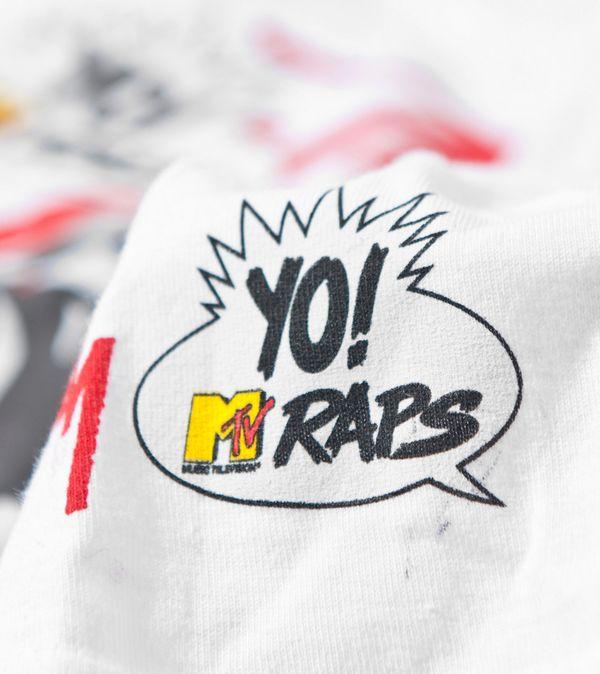 Stussy x Yo! MTV Raps Public Enemy T-Shirt  3f7c254463d2