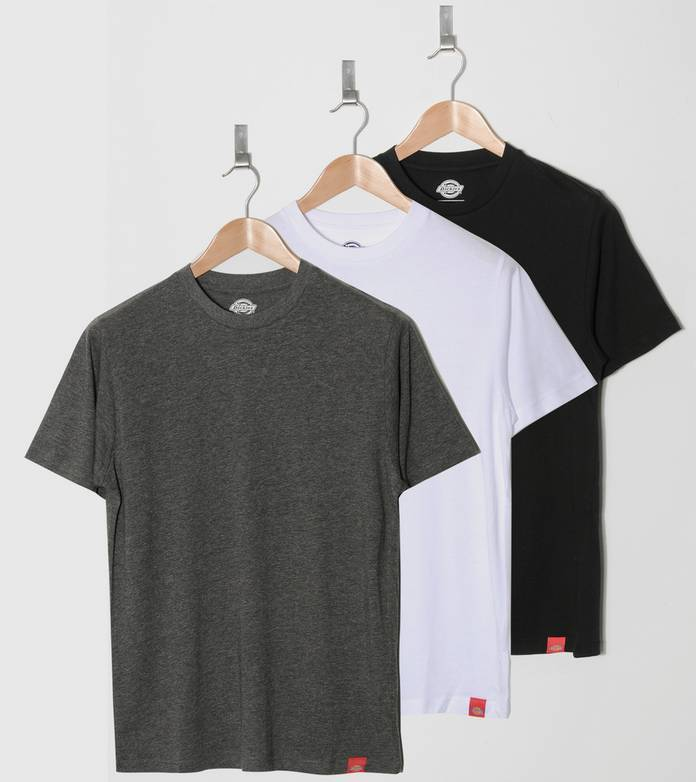 Dickies 3 Pack T-Shirts