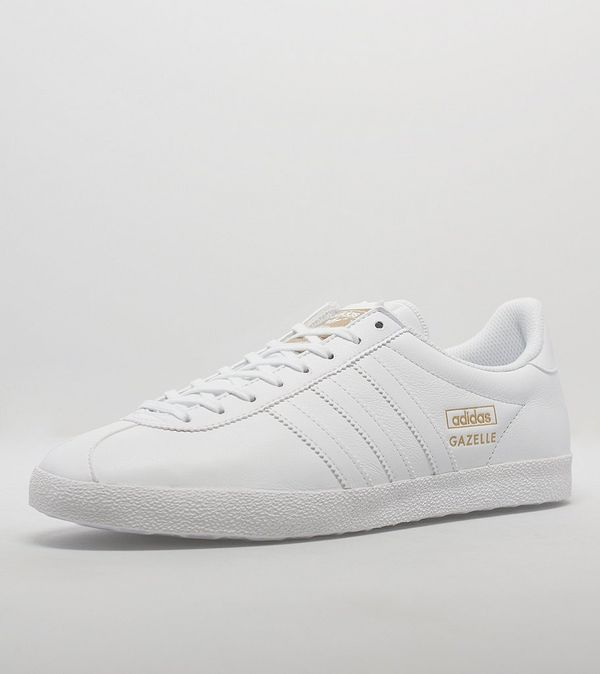 brand new 4ea16 1a39e adidas Originals Gazelle OG Leather