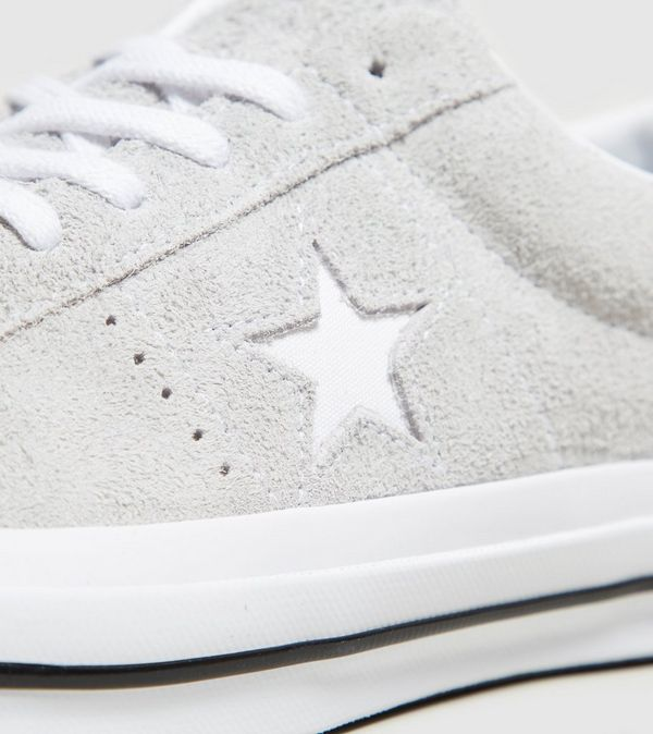 converse one star suede beige