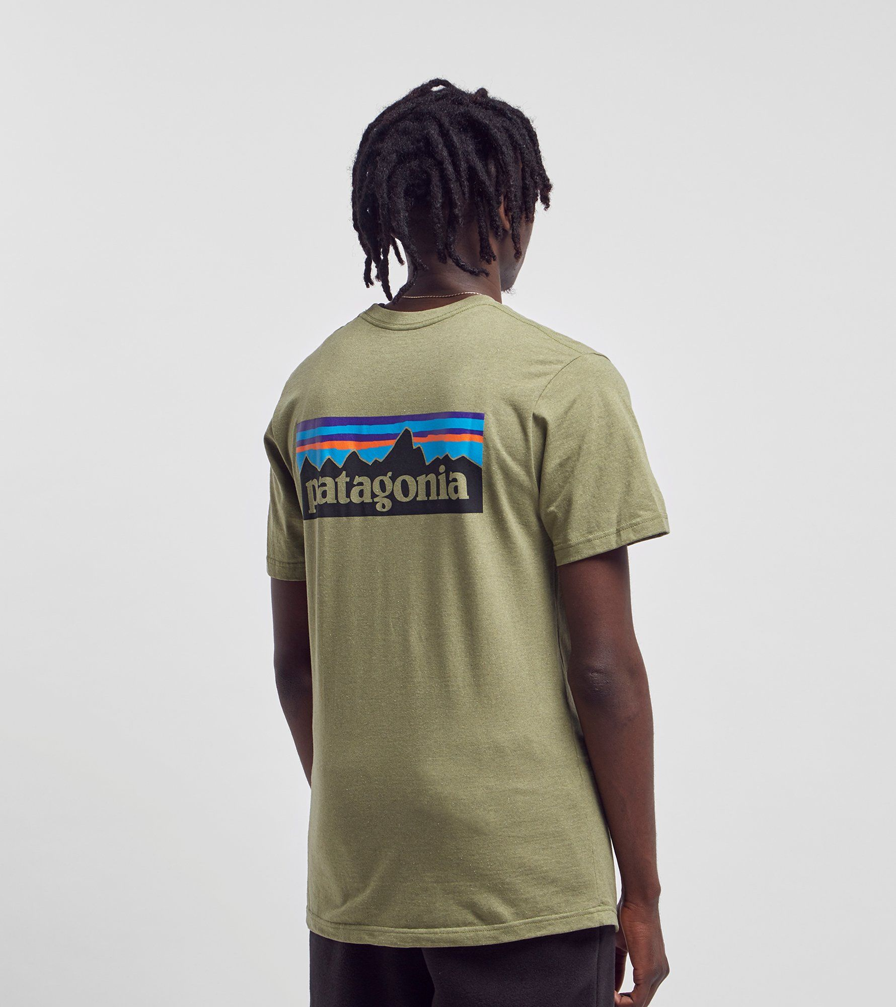 Patagonia P-6 Logo Pocket Responsibili T-Shirt
