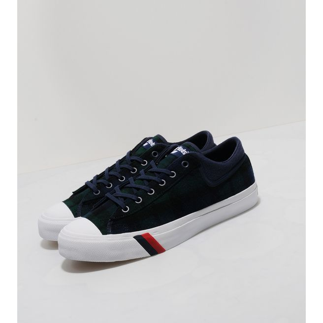 Pro-Keds x Woolrich Woolen Mills Royal Master Lo
