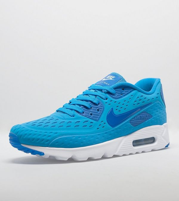 nike air max 90 ultra breathe blue