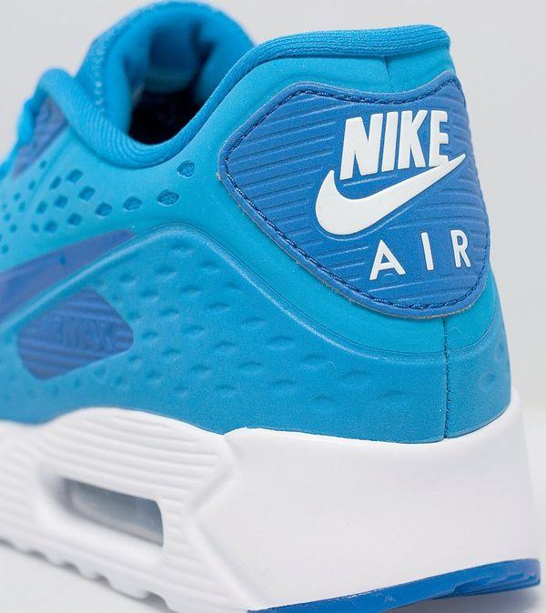 nike air max 90 ultra breathe blue