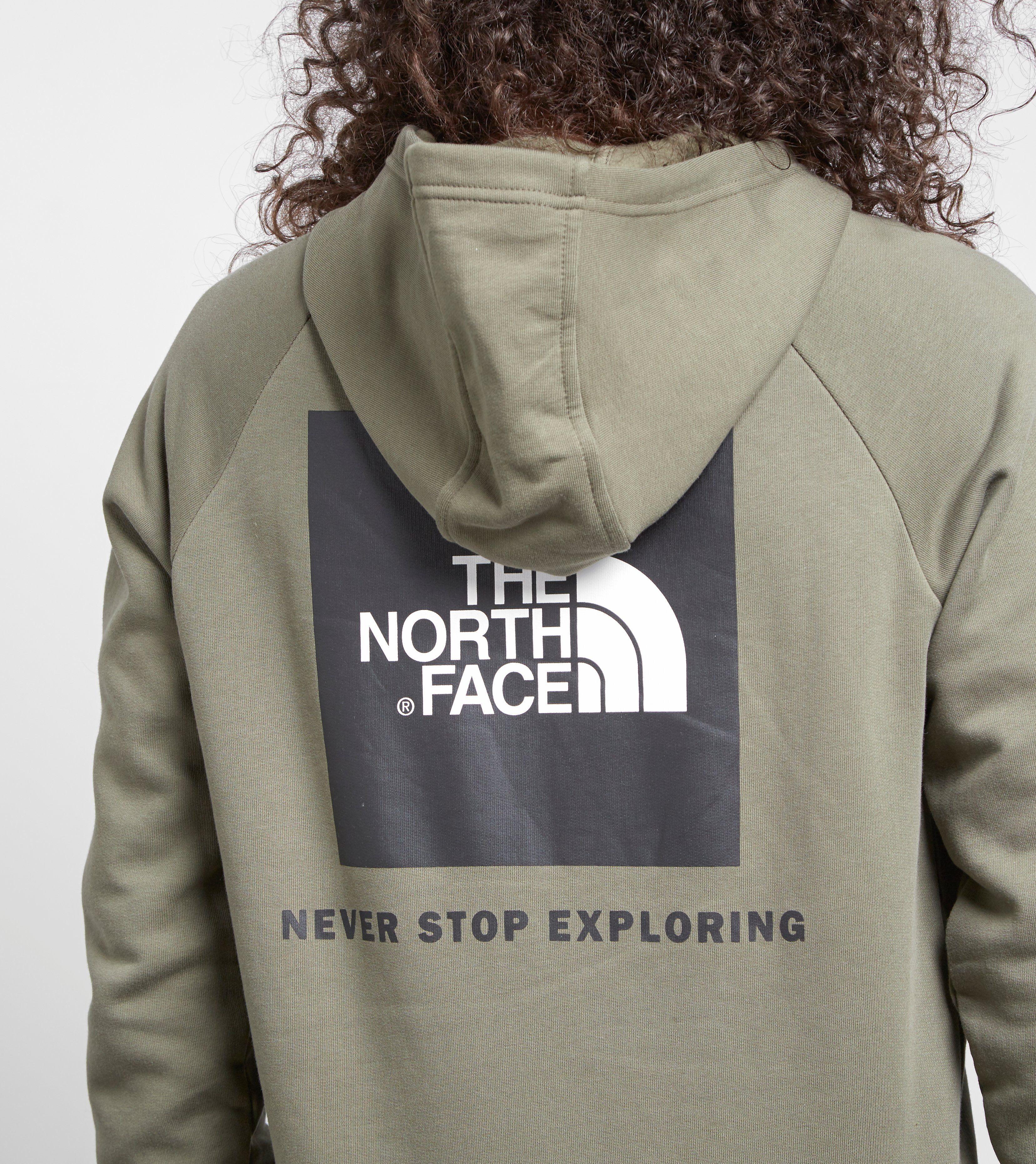The North Face Raglan Redbox Hoodie