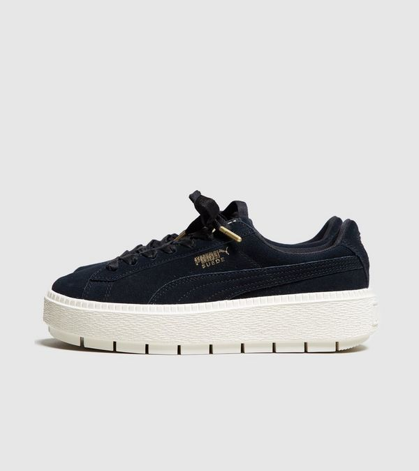 puma suede platform trace sconti spedizione gratuita. Black Bedroom Furniture Sets. Home Design Ideas