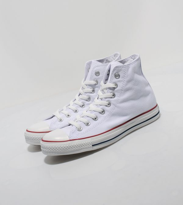 Converse All Star Hi  Womens Trainers  White 029961