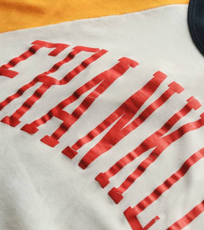 Franklin & Marshall Rag T-Shirt