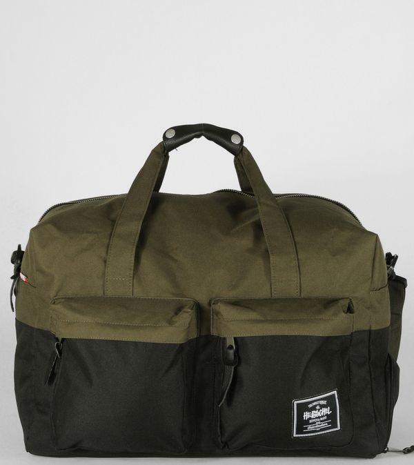Herschel x Stussy Walton Duffle Bag  d59f156dd7602