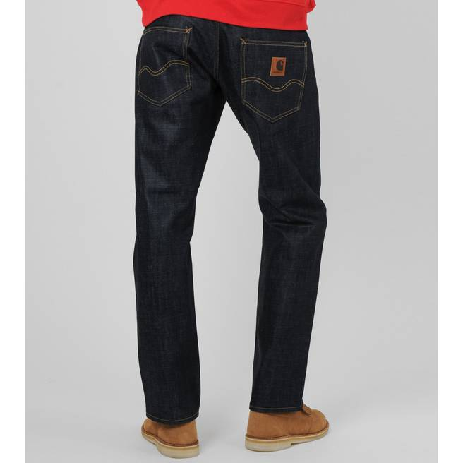 Carhartt Bronco Regular Fit Jeans - Reg