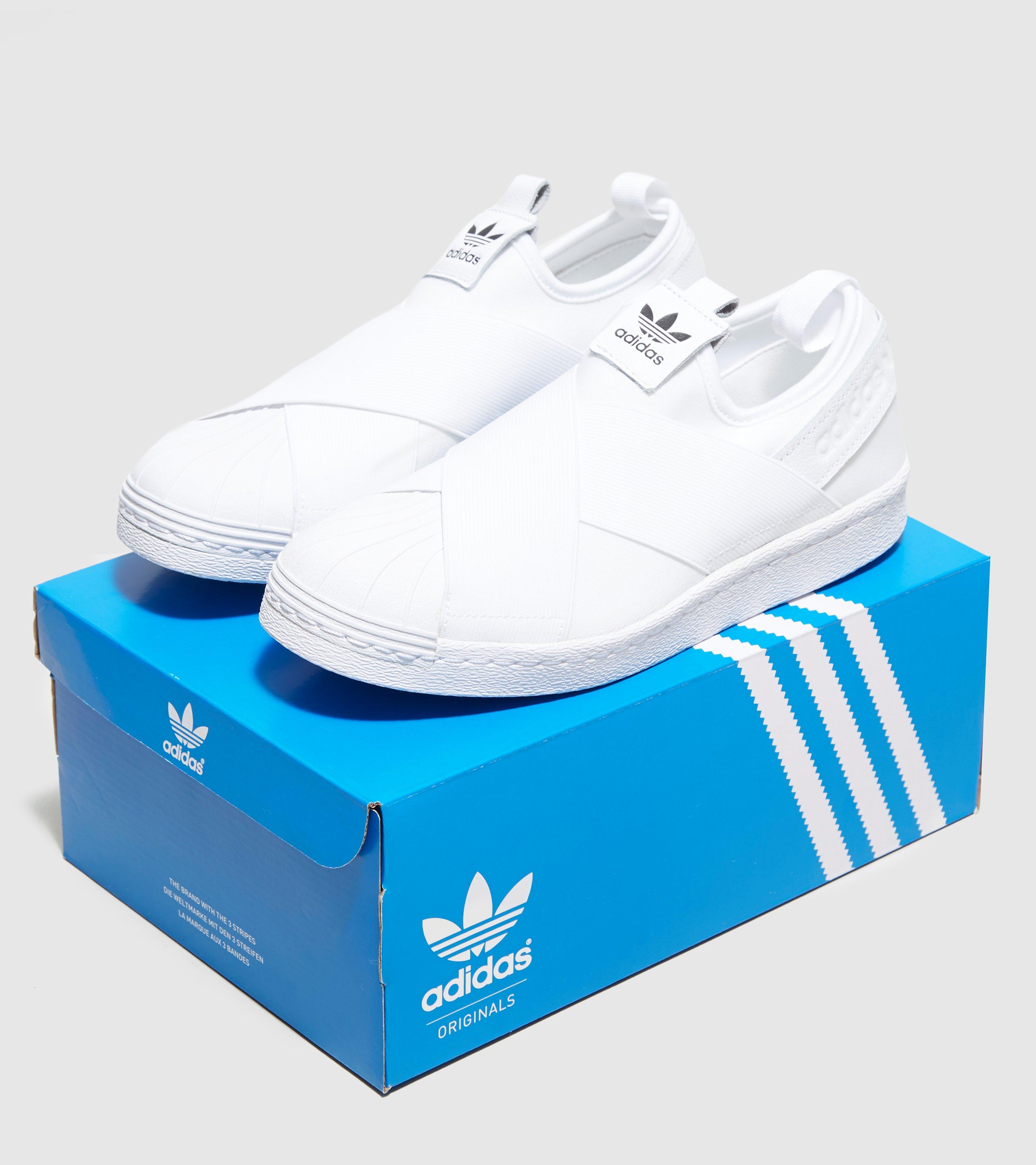 m7xgceqi Cheap Adidas Superstar Slip On White