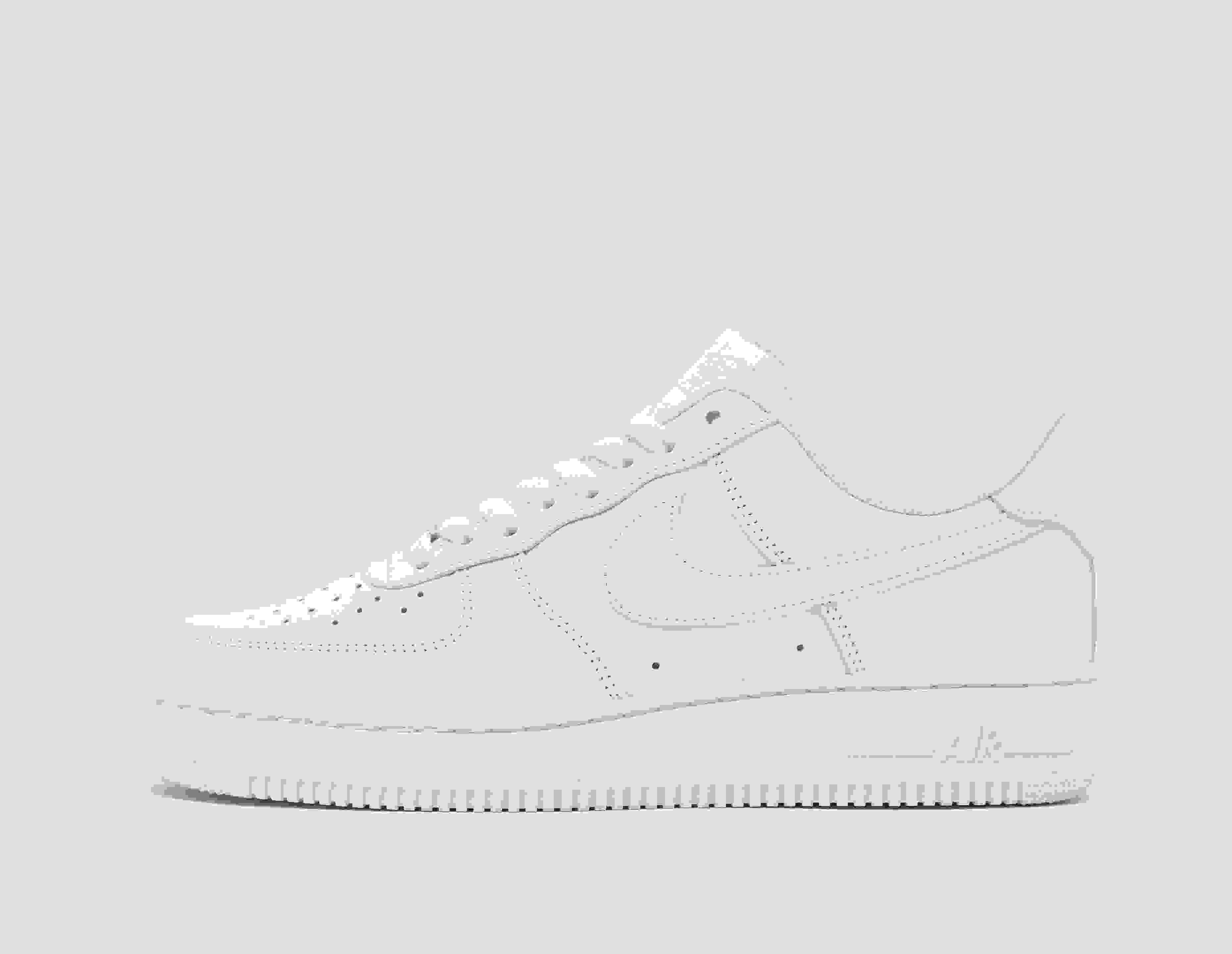 nike air force 1 white. Nike Air Force 1 Low White