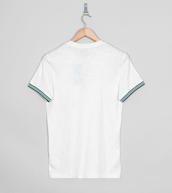 Adidas originals stan smith ringer t shirt size for Adidas ringer t shirt