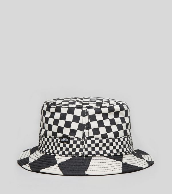 Vans Reversible Checker Bucket Hat  e1575ef35d39