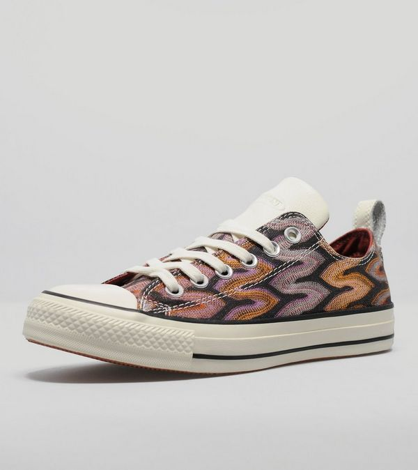 6bcfe7ec03ea Converse x Missoni Chuck Taylor All Star OX Women s