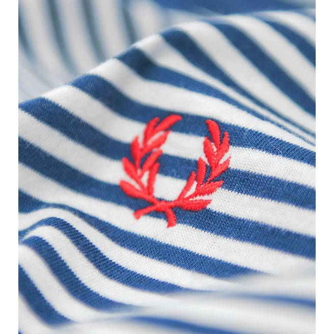 Fred Perry Sharp Stripe T-Shirt
