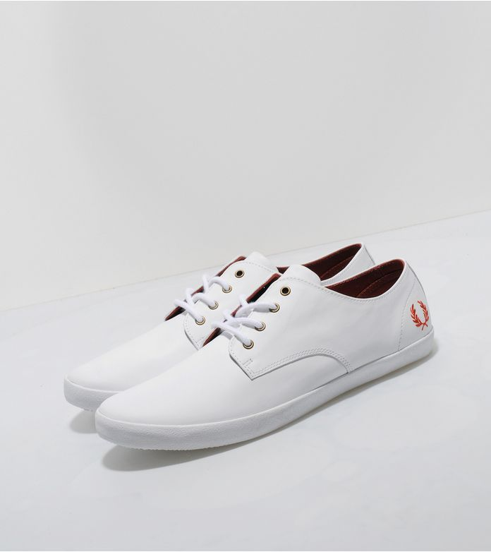 Fred Perry Foxx Leather