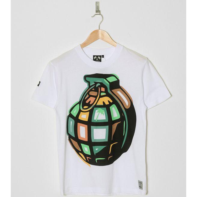Trainerspotter Warhola Grenade T-Shirt