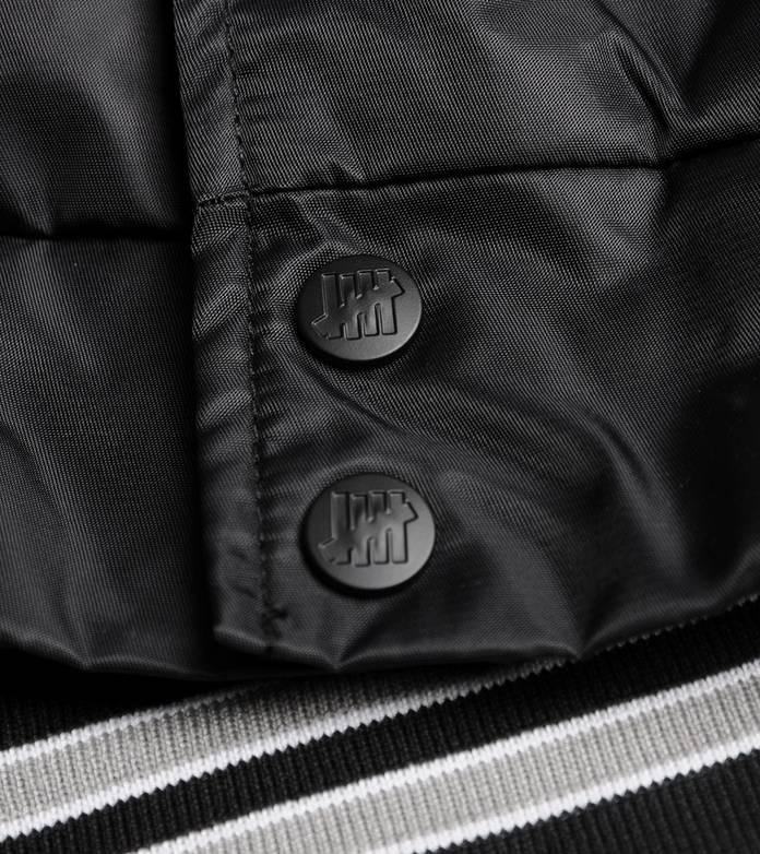 Undefeated Varsity Snap Jacket