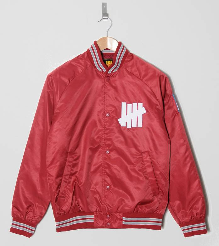 Undefeated Varsity Snap Jacket