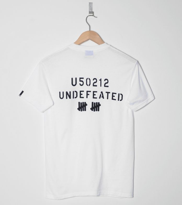 Undefeated U50212 T-Shirt