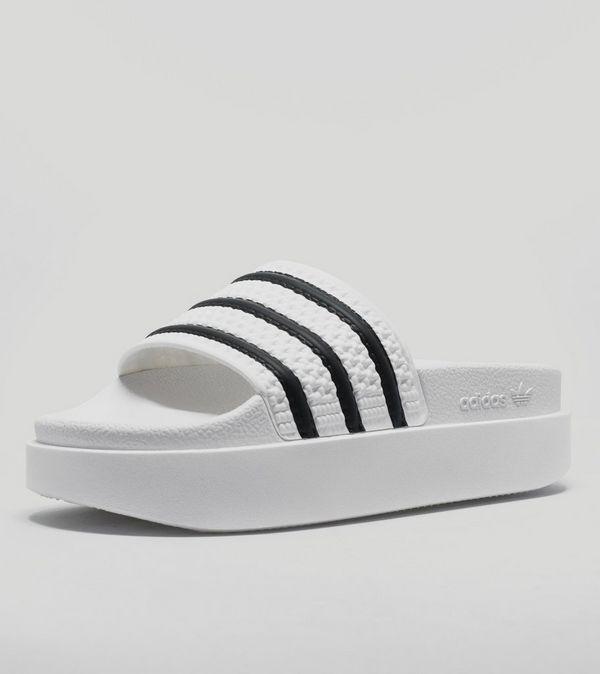 7f62e2b5bbd8bd adidas Originals Adilette Bold Slides Women s