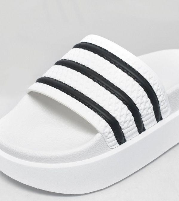 bc391f87a9ee3 adidas Originals Adilette Bold Slides Women s