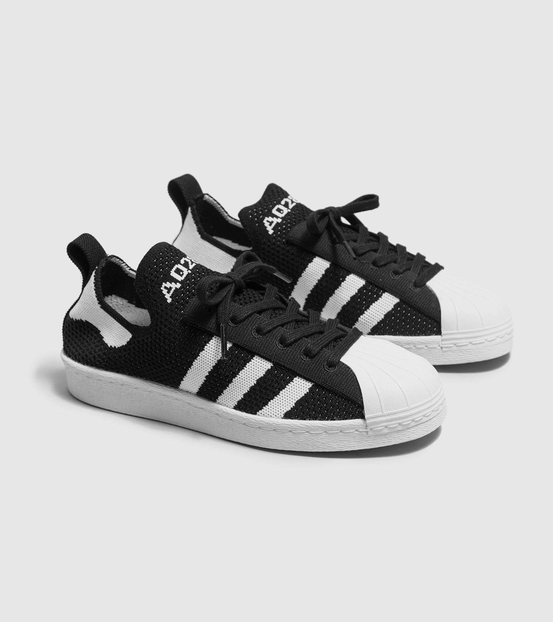 ¿Adidas Originals Superstar 80 primeknit  mujer 's size?