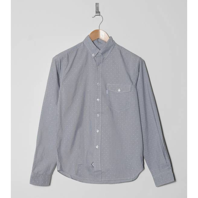 Durkl Oska Dot Long Sleeve Shirt