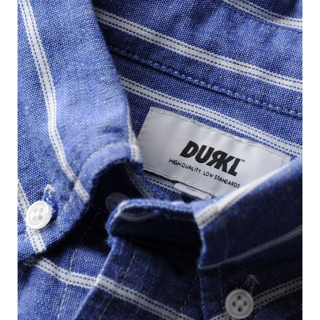 Durkl Weaver Utility Long Sleeve Shirt