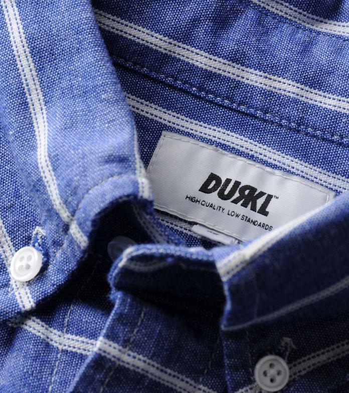 Durkl Weaver Utility Long Sleeve Shirt