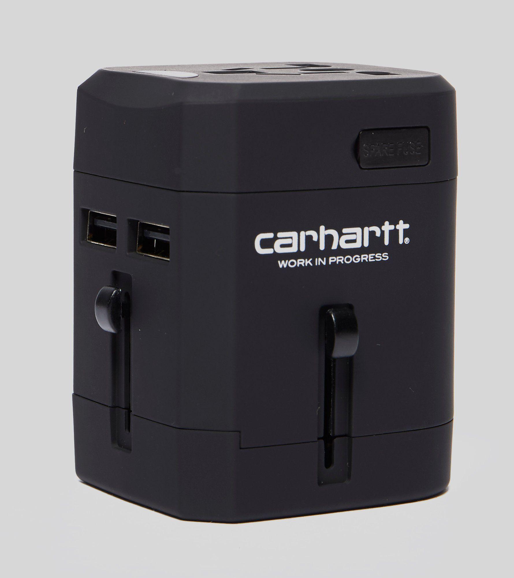 Carhartt WIP Multinational Travel Adaptor