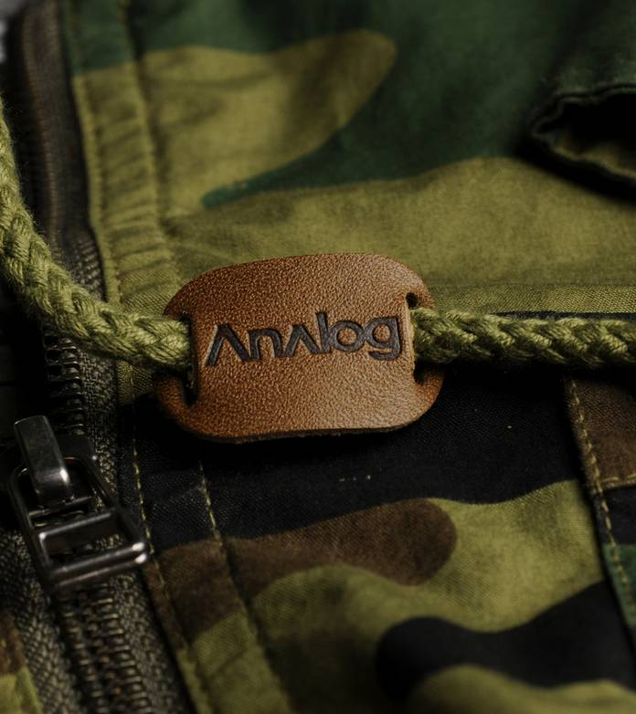 Analog Astoria Hooded Jacket