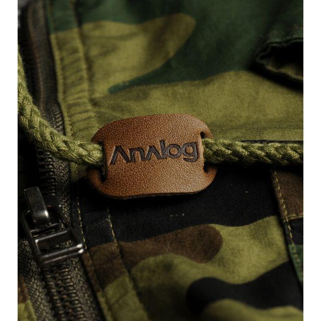 Analog Astoria Hooded Jacket