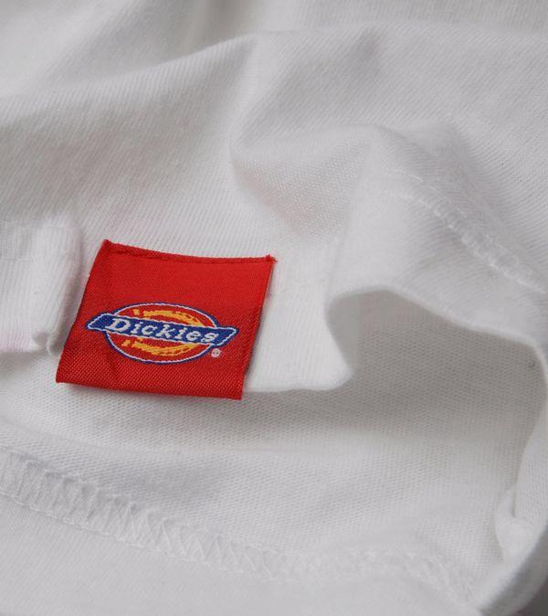 Dickies plain t shirt 3 pack size for Plain t shirt pack