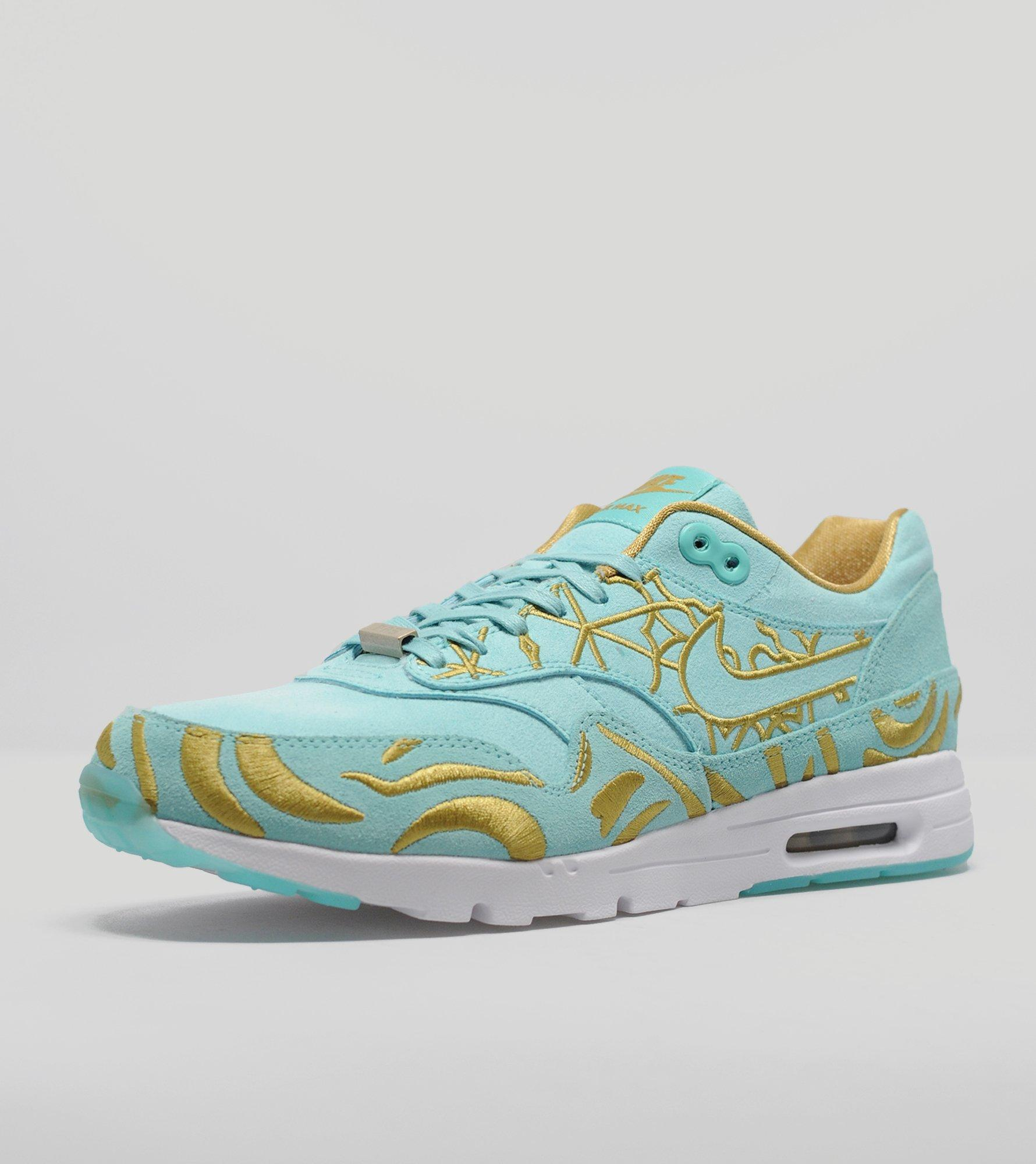 7636232dce low cost nike air max 1 ultra womens blue yellow cc07f c5252