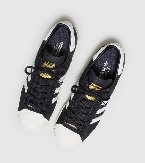 Cheap Adidas Men Superstar Foundation white collegiate navy gold metallic