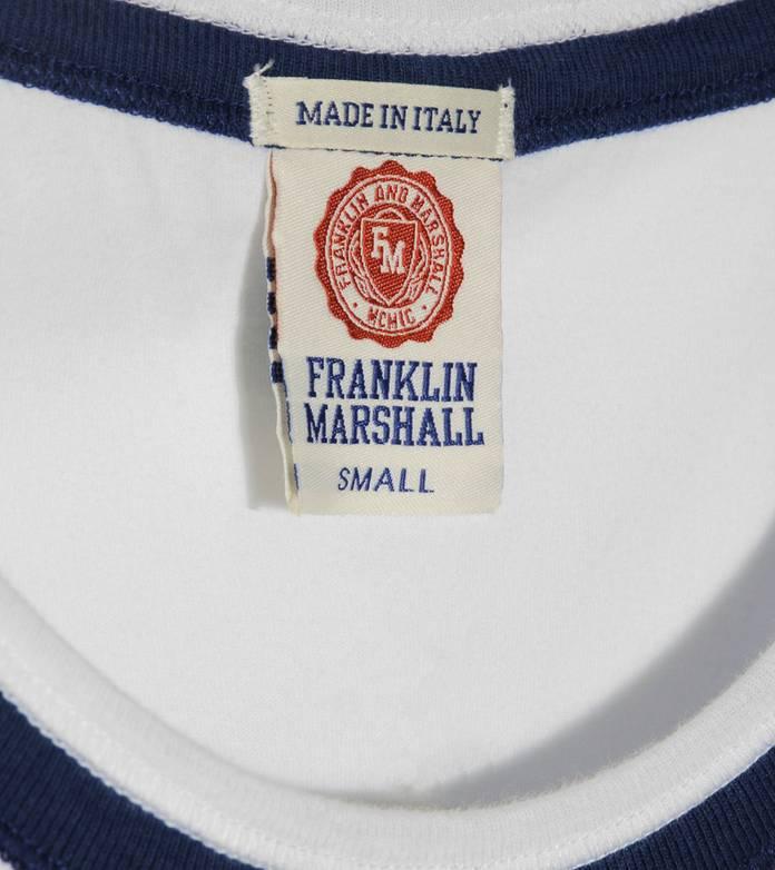 Franklin & Marshall Script Vest