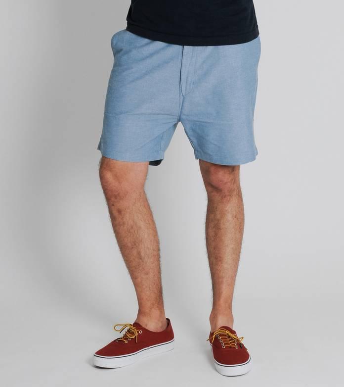 Wemoto Asha Chambray Shorts