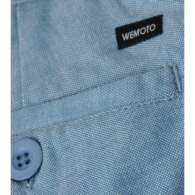 Wemoto Asha Chambray Shorts