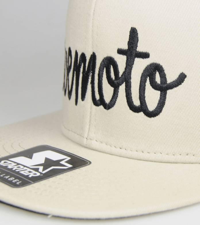 Wemoto x Starter Snapback Cap