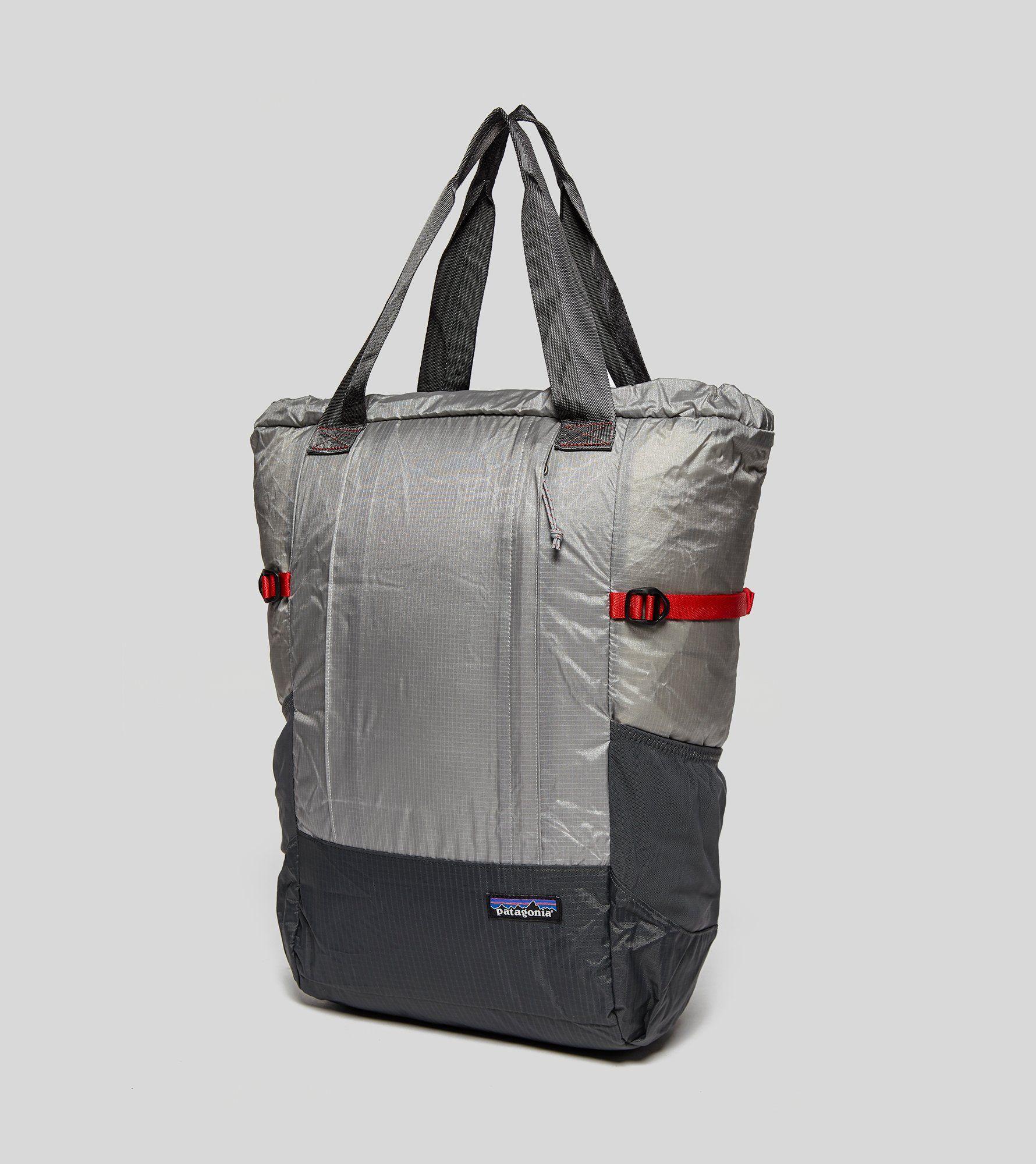 771ec45d414b Patagonia 22l Lightweight Travel Tote Bag Black