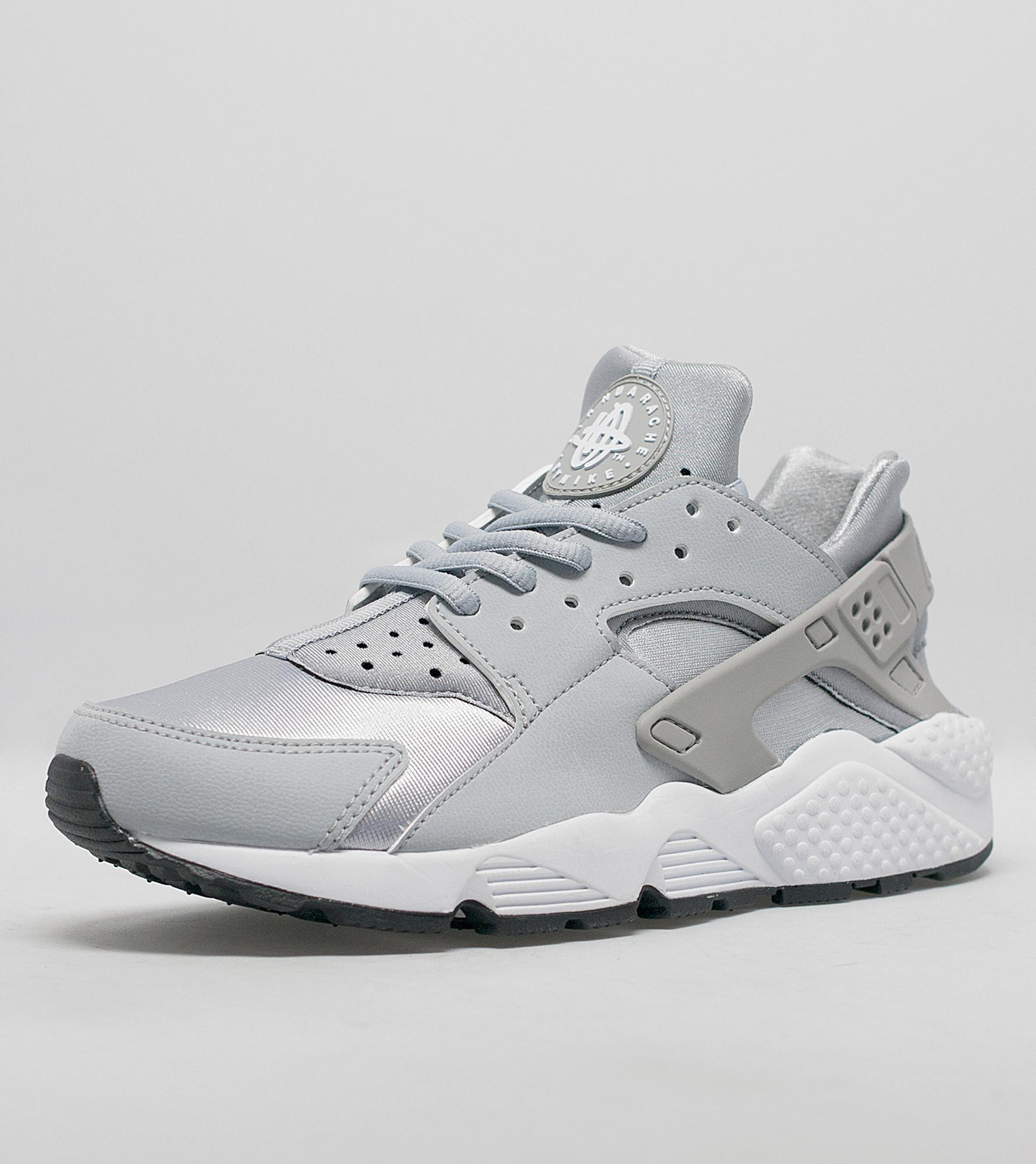 Nike Air Huarache Women Grey